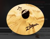 Zildjian 8 A Custom Splash