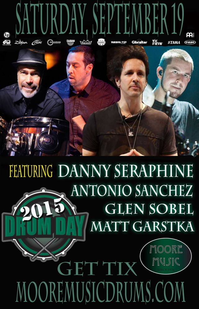 News: Moore Music Announces Second-Annual Drum Day Event