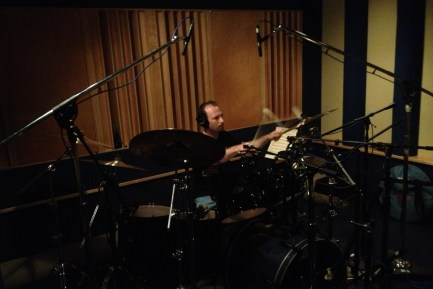Studio Drummer Lee Levin