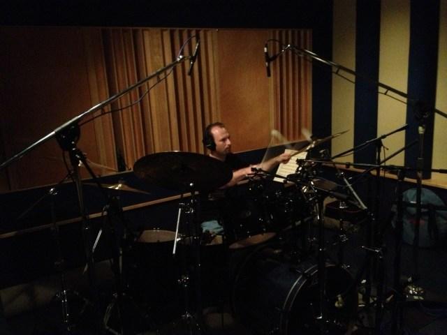 Studio Drummer Lee Levin