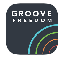 Groove Freedom logo