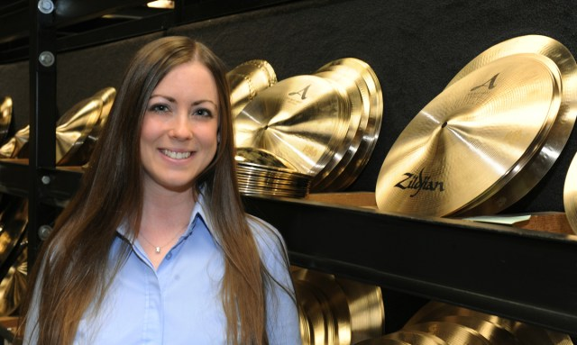 PMC Announces Appointment of Sarah Hagan of Zildjian to Advisory Board