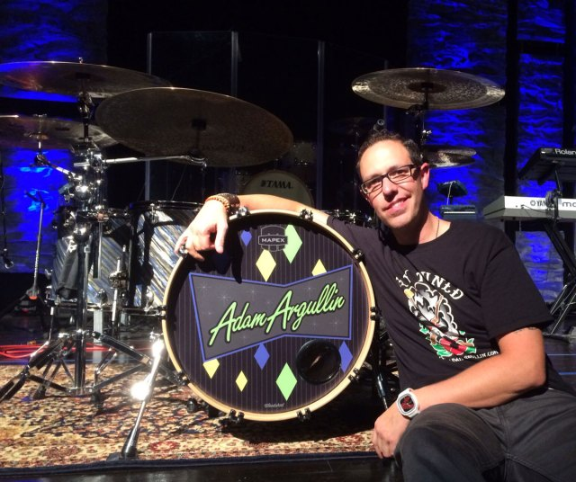 Adam Argullin: Mallets and Motivating With Drums