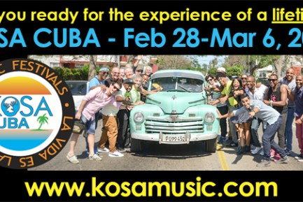 KoSA Cuba Camp and Festival