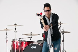 Rich Redmond with AA Mallets