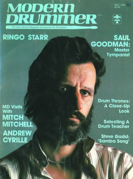 RINGO 82 COVER
