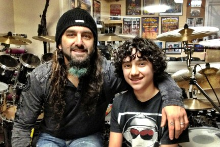 Max and Mike Portnoy