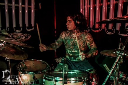 Josean Orta of Fit For an Autopsy