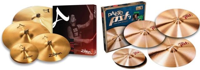 Cymbal Packs 2