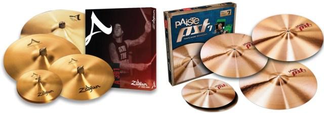 Cymbal Packs 2