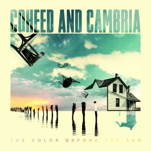 Coheed And Cambria The Color Before The Sun