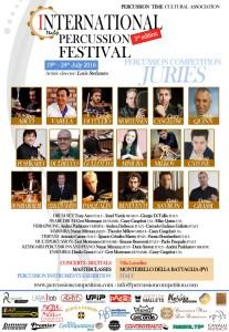 International Percussion Festival