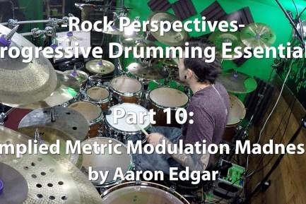 Rock Perspectives video lesson part 10