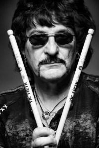 Drummer Carmine Appice