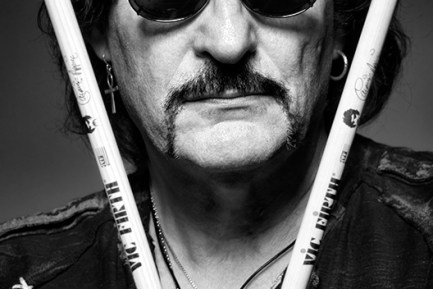 Drummer Carmine Appice