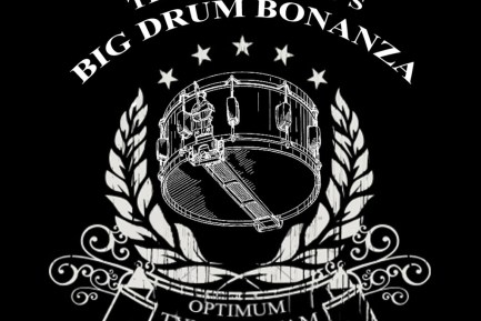 Thomas Lang Presents Fifth Annual Big Drum Bonanza