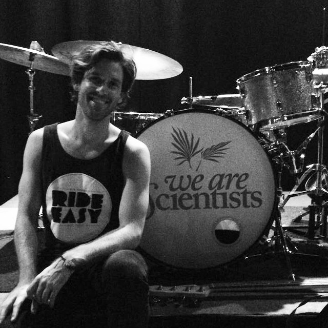Keith Carne on We Are Scientists' Helter Seltzer   Modern Drummer