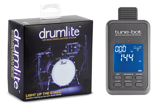 Drumlite and Tune-Bot