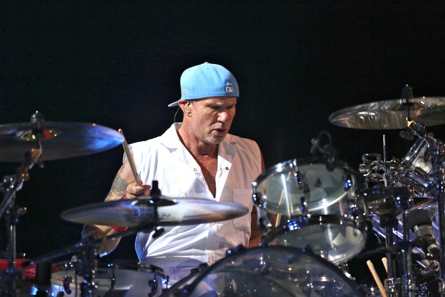 Chad Smith By Laura Glass