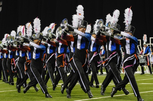 Drum Corps International 2015