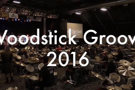 Backbeats - Woodstick Groove 2016