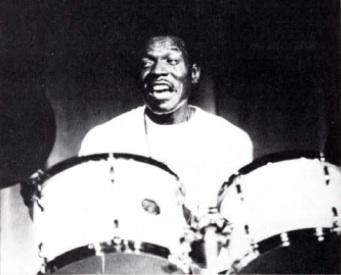 Elvin Jones - Modern Drummer Magazine