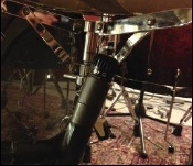 In The Studio snare 2