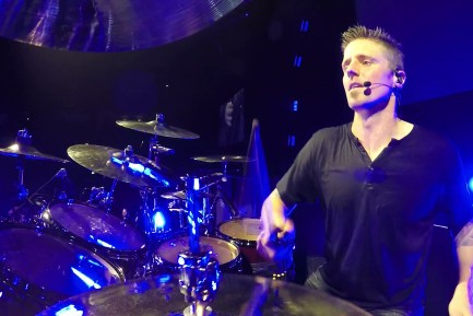 Daniel Adair of Nickelback