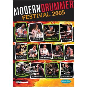 2005 Modern Drummer Festival Weekend DVD Set