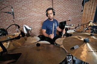 Queen's Roger Taylor - Modern Drummer Magazine