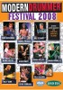 2008 Modern Drummer Festival DVD 4-Disc Set (Front Cover)
