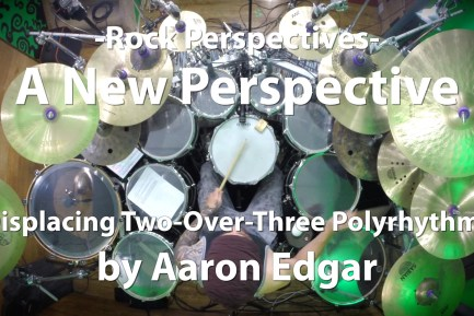 Video Lesson! A New Perspective On 2 Over 3 with Aaron Edgar