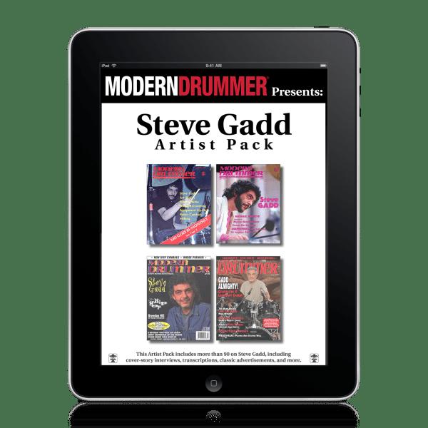 Steve Gadd Artist Pack