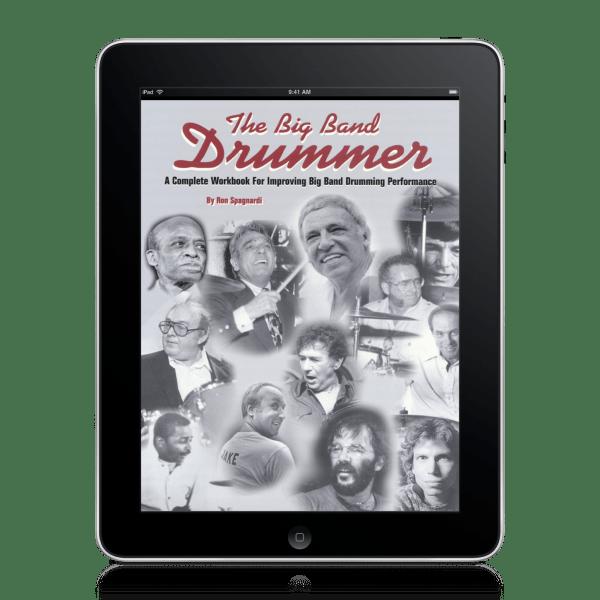 The Big Band Drummer Digital Book