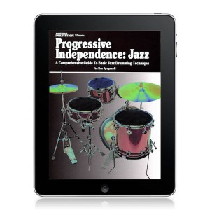 Progressive Independent Jazz iPad