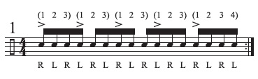 Hidden Rhythms Odd Groupings 1