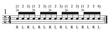 Hidden Rhythms Odd Groupings 1