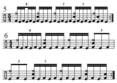 Prog Drumming Essentials 6