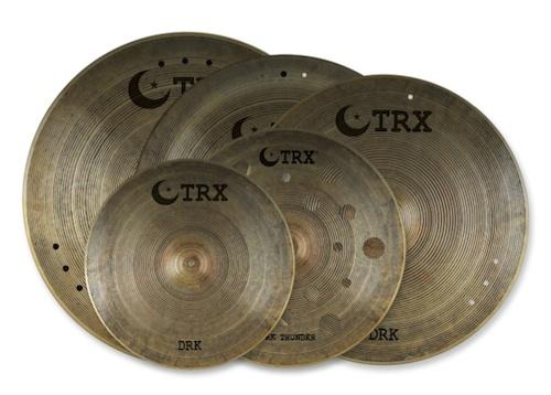 TRX DRK Series Cymbals