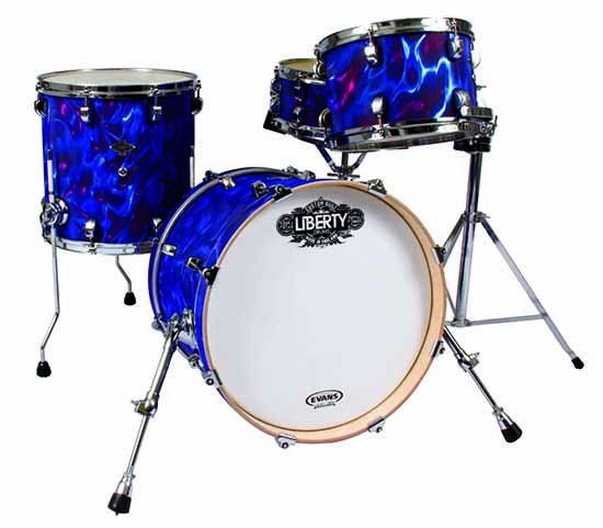 Liberty Jazz Series Drumset
