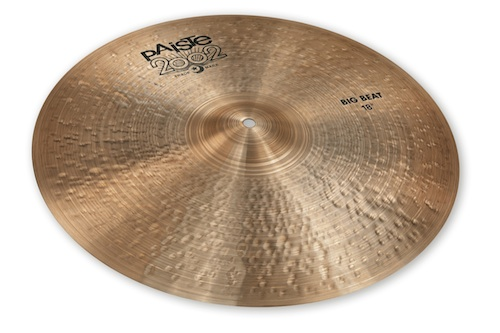 Paiste 2002 Big Beat crash