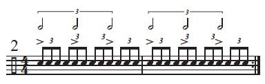 Rhythmic Conversions 2