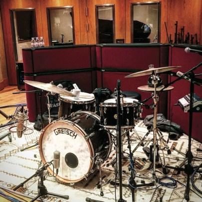 Ash Soan British Grove session kit