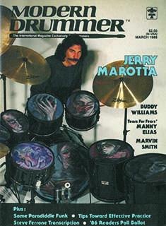 Jerry Marotta cover