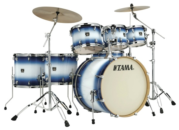 Product Close-Up - Tama Superstar Classic Drumset - Modern Drummer ... 0cd01b64d