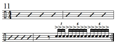 Fundamental Fills 11