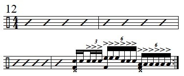 Fundamental Fills 12