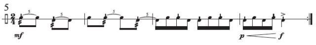 Basel Drumming Basics 5
