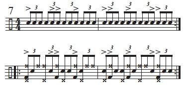 Rhythmic Conversions 5