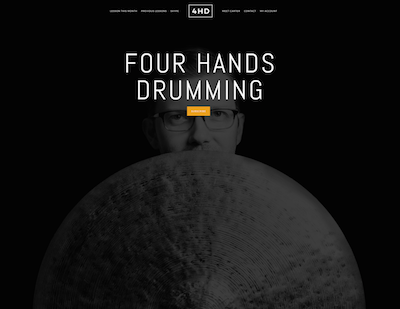 Fourhandsdrumming